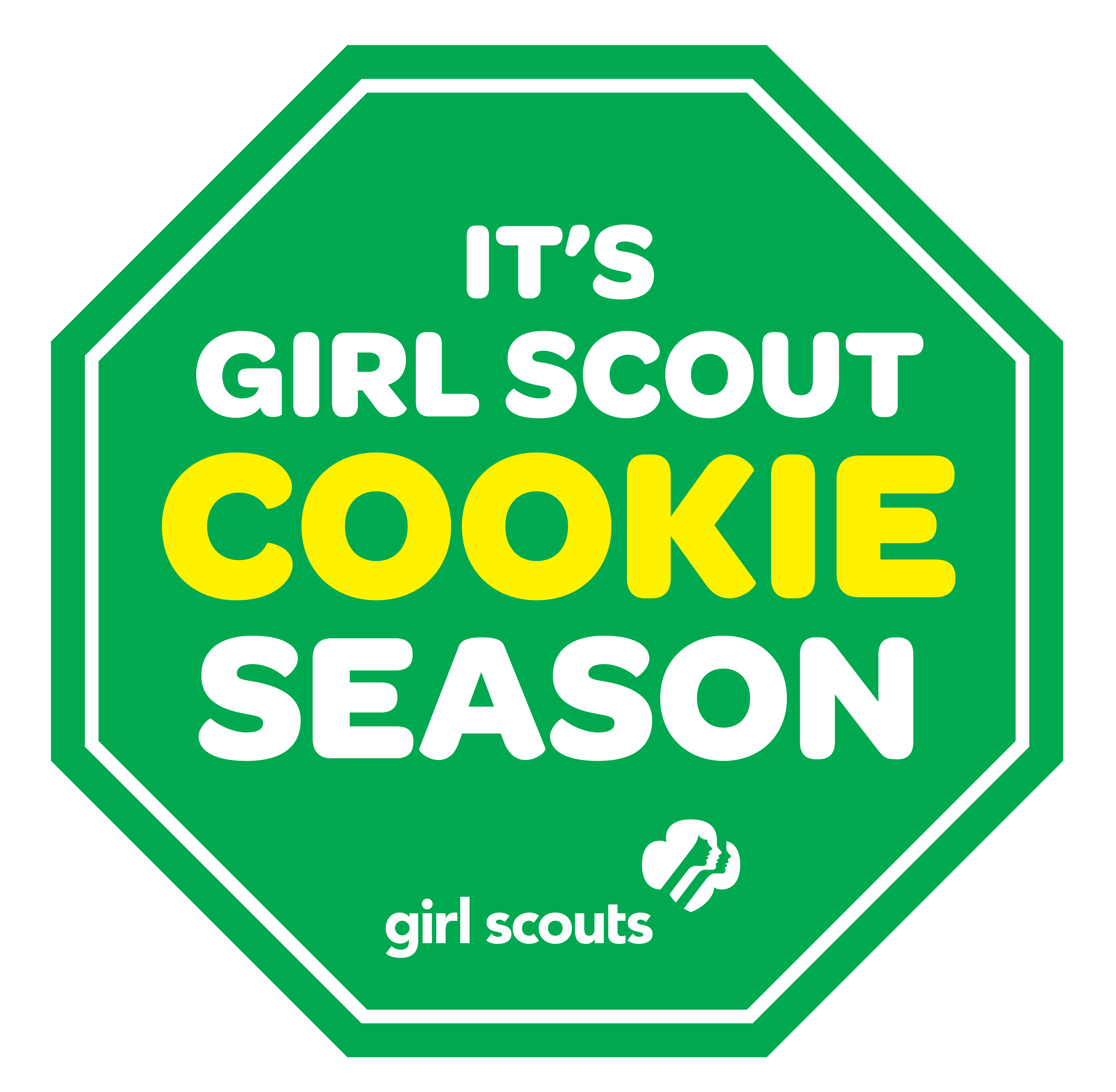 It s a girl cookies